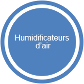 Banner Humidificateurs d'air