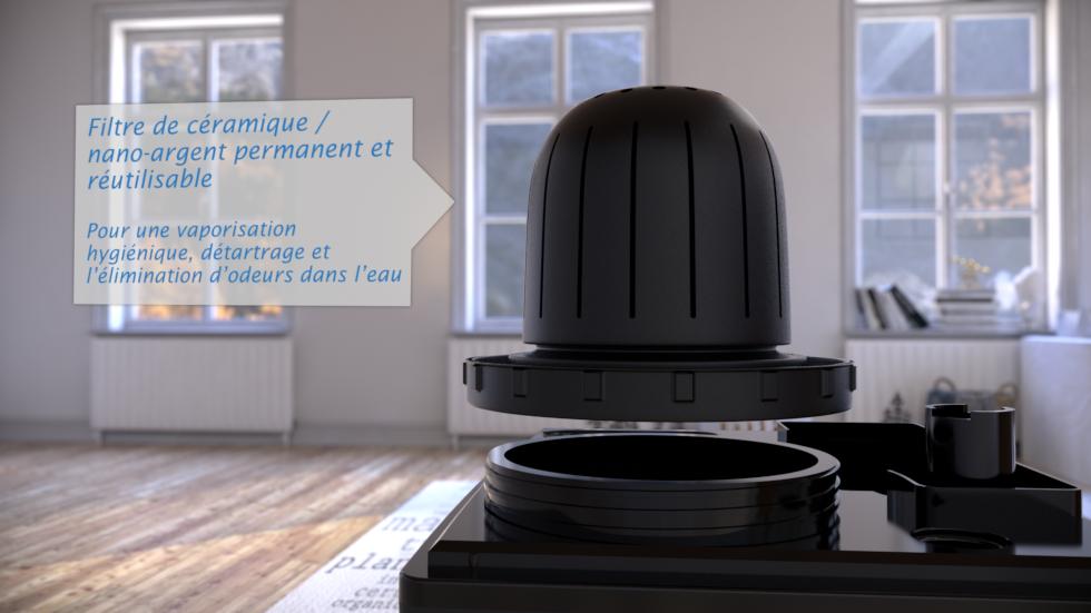 Clean Air Optima, Remplacement de filtres superflu!