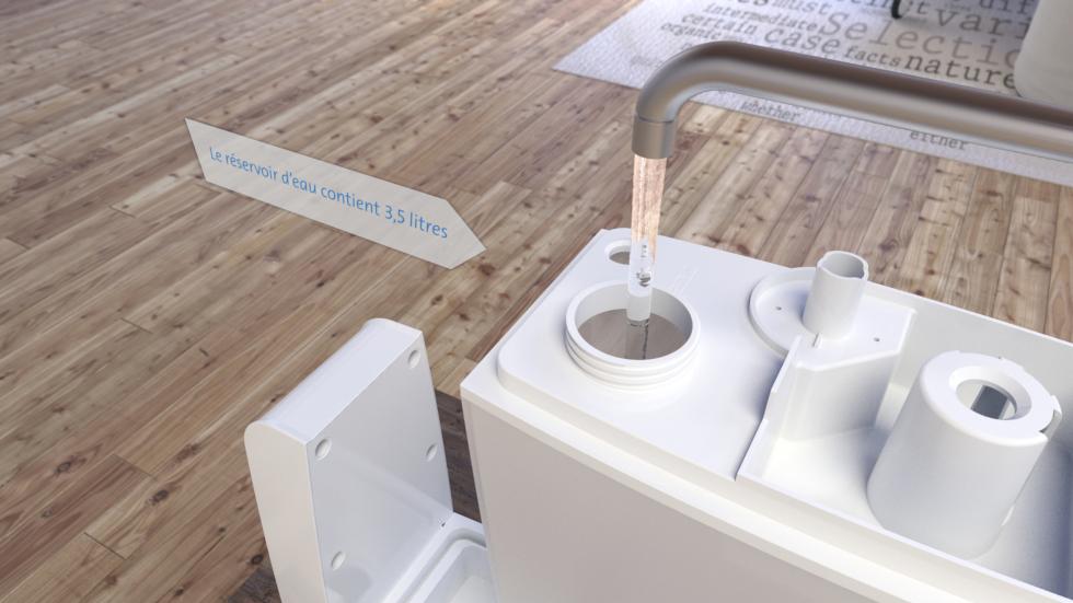3 en 1: Humidifcateur, purificateur d'air et aromathérapie!