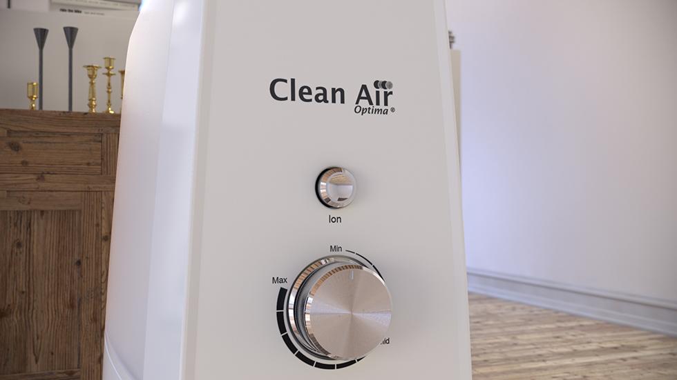 Humidificateur d'air à ultrasons CA-602 avec ioniseur et diffuseur d'arômes