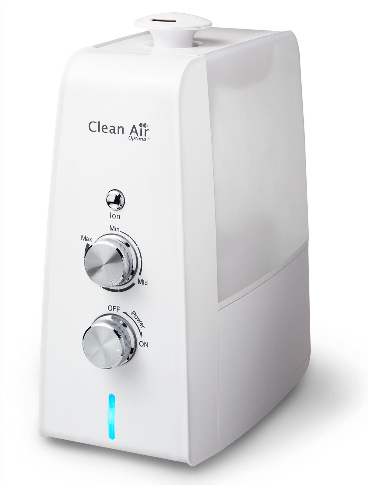 humidificateur d air ultrason ioniseur ca 602 purificateurs et humidificateurs d air de. Black Bedroom Furniture Sets. Home Design Ideas