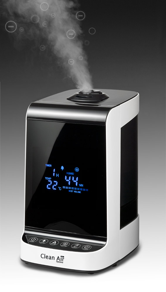 humidificateur d air ultrason ioniseur ca 605. Black Bedroom Furniture Sets. Home Design Ideas