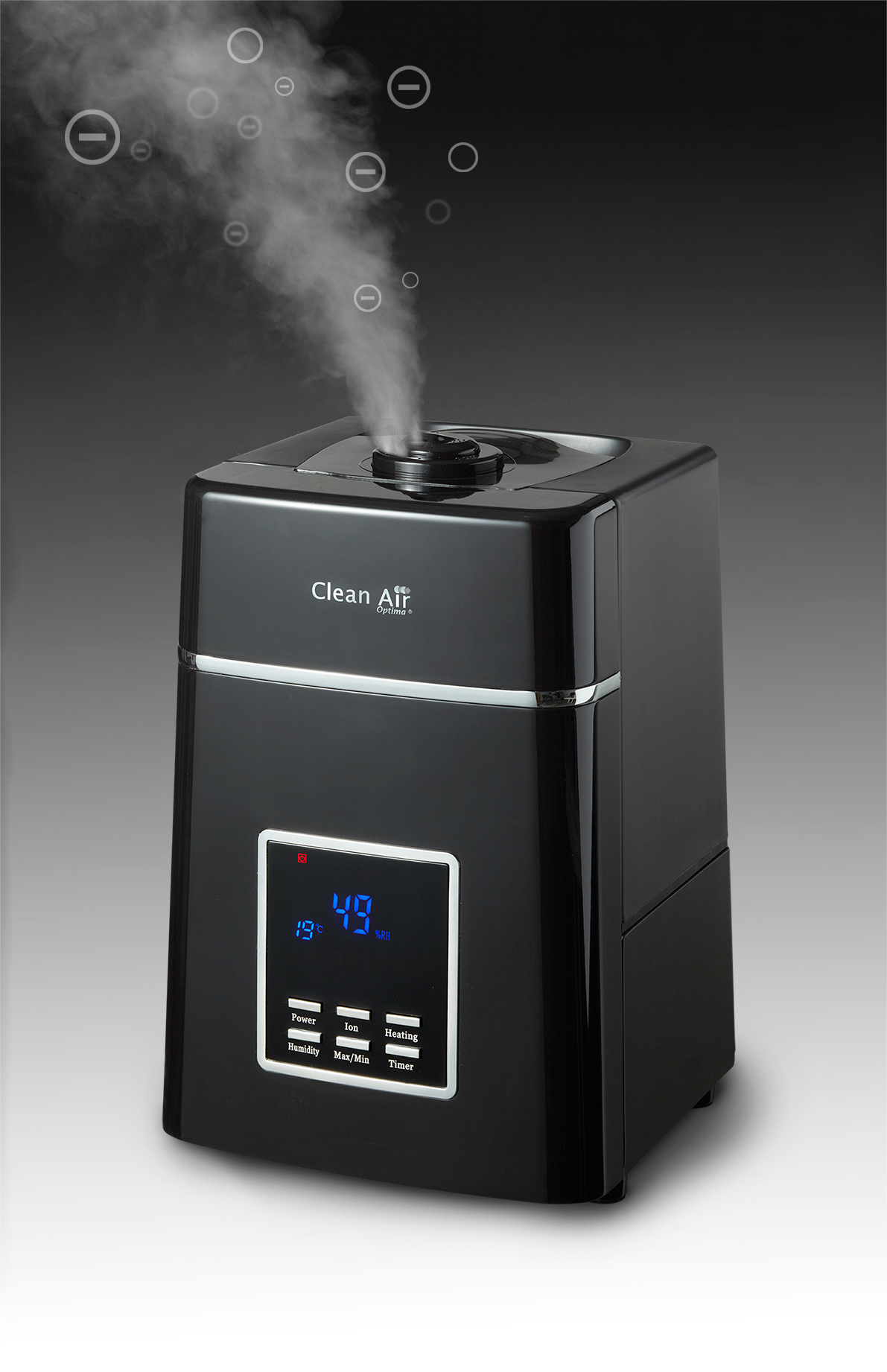humidificateur d air ultrason ioniseur ca 604. Black Bedroom Furniture Sets. Home Design Ideas