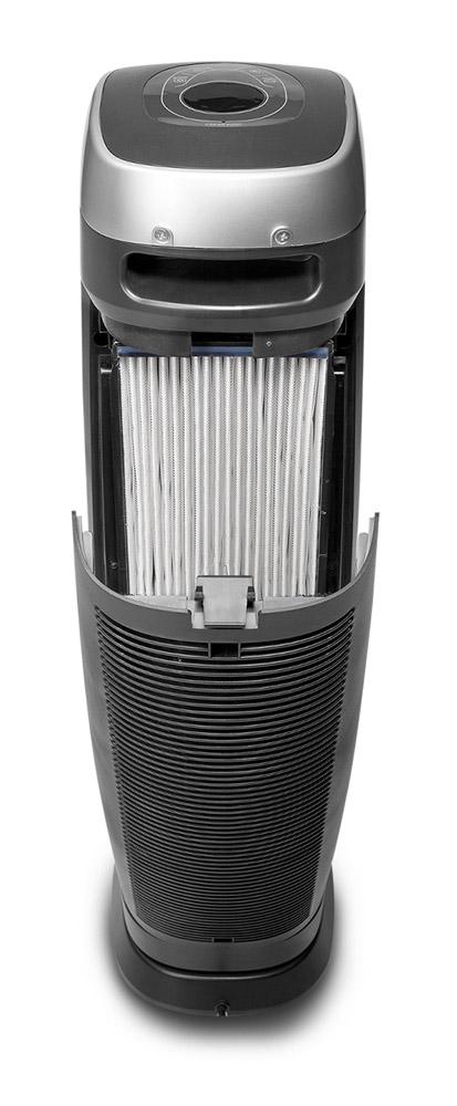 ACADGQ Purificateur d/'Air Portable,Purificateur dAir Anion,Ultra Silencieux Air Ioniseur,Anti-bact/érienne Taux 99/% Purificateur Ioniseur d/'air /Économie d/'/énergie Affichage /à LED,Pour Maison Bureau
