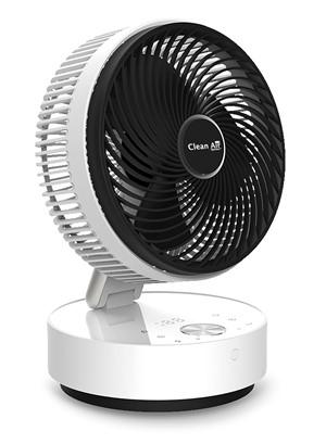 Ventilateur circulateur d'air avec ioniseur CA-404W